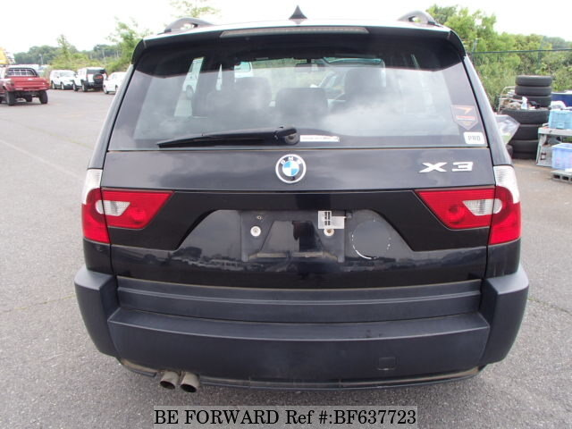 2004 bmw x3 2 5i gh pa25 d 39 occasion en promotion bf637723 be forward. Black Bedroom Furniture Sets. Home Design Ideas