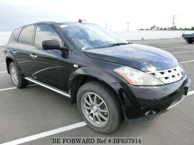 Nissan Murano Tire Size U003eu003e Used 2007 NISSAN MURANO 350XV/CBA PZ50 For