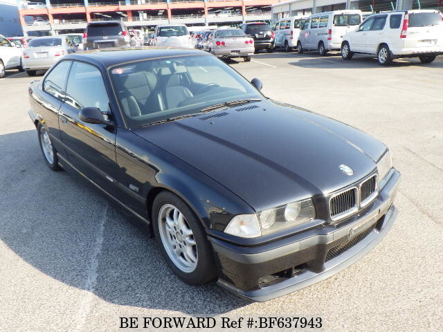 Used 1996 BMW 3 SERIES 318IS/E-BE18 for Sale BF637943 - BE FORWARD