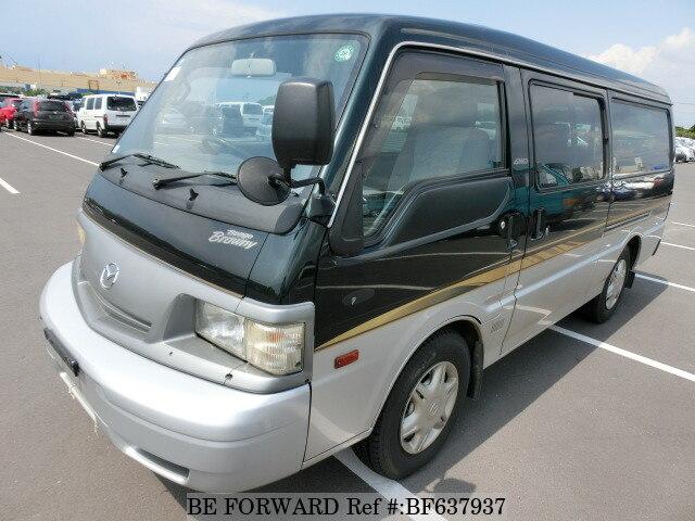 Used 2006 MAZDA BONGO BRAWNY VAN GL SUPER/KR-SKFHM for ...