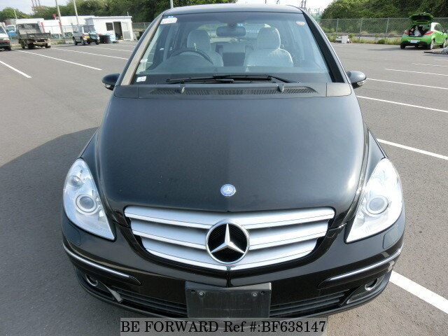 Used 2007 Mercedes Benz B Class B170 Edition One Cba