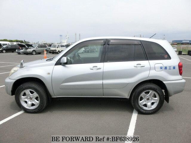 Toyota Rav4 Aca21 >> Used 2004 TOYOTA RAV4 L X LIMITED/CBA-ACA21W for Sale BF638926 - BE FORWARD
