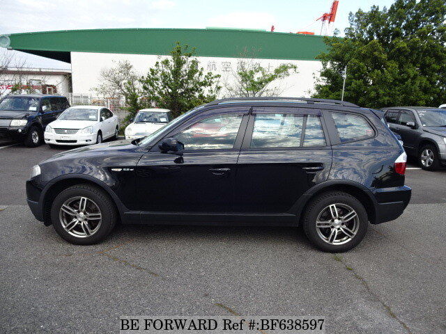 2008 bmw x3 2 5si aba pc25 d 39 occasion en promotion bf638597 be forward. Black Bedroom Furniture Sets. Home Design Ideas