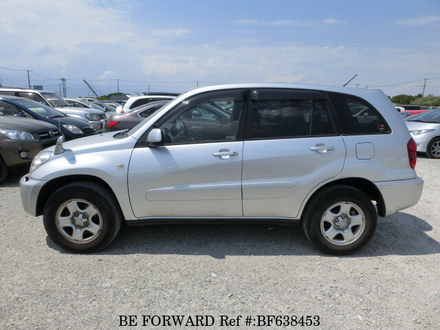 used 2005 toyota rav4 x limited cba zca26w for sale bf638453 be forward. Black Bedroom Furniture Sets. Home Design Ideas