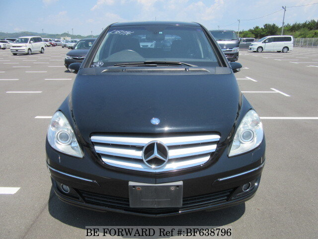 2007 mercedes benz b class b170 edition one cba 245232 d 39 occasion en promotion bf638796 be forward. Black Bedroom Furniture Sets. Home Design Ideas