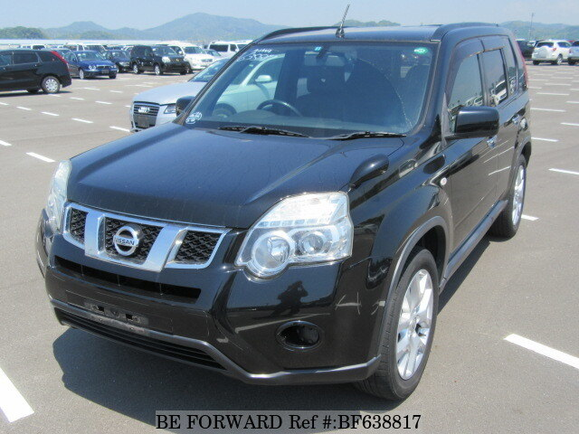 Used 2011 nissan x trail 20xdba t31 for sale bf638817 be forward used 2011 nissan x trail bf638817 for sale fandeluxe Gallery