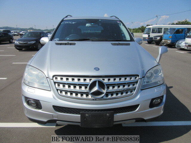 Used 2006 mercedes benz m class ml350 dba 164186 for sale for 2006 mercedes benz ml350 for sale