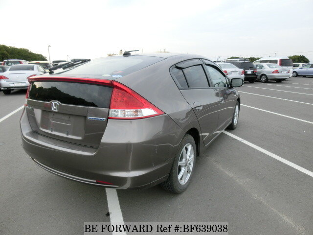 used 2010 honda insight g hdd navi special edition daa ze2. Black Bedroom Furniture Sets. Home Design Ideas