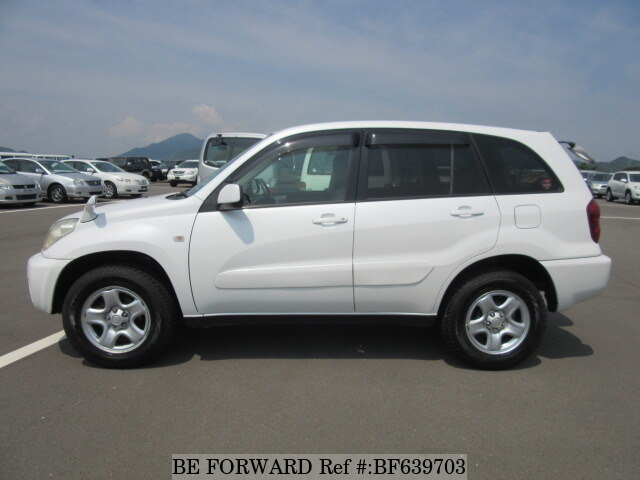 used 2005 toyota rav4 x limited cba zca26w for sale bf639703 be forward. Black Bedroom Furniture Sets. Home Design Ideas