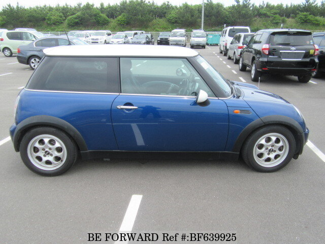 Used 2004 Bmw Mini Cooper Gh Ra16 For Sale Bf639925 Be Forward