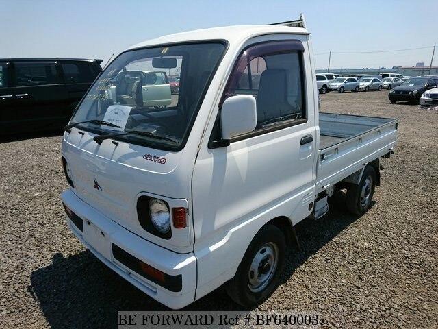 used 1993 mitsubishi minicab truck v u42t for sale bf640003 be forward rh beforward jp Mitsubishi 3G83 Engine 1996 Mitsubishi Mini Truck 4x4