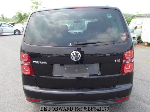 2007 volkswagen golf touran tsi highline aba 1tblg d 39 occasion en promotion bf641179 be forward. Black Bedroom Furniture Sets. Home Design Ideas