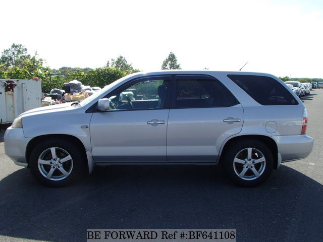 Used 2004 HONDA CANADA MDX BF641108 For Sale Image