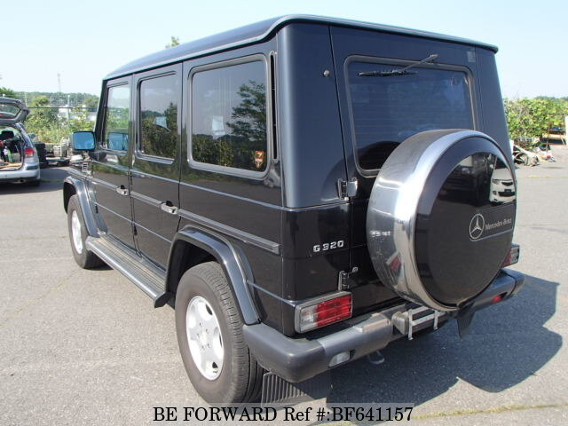 Used 1998 mercedes benz g class g320 long gf g320l for for Mercedes benz g class for sale cheap