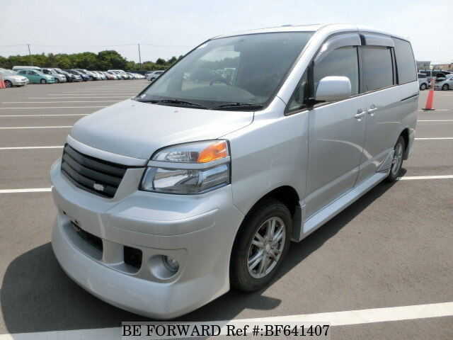 Used 2003 toyota voxy x g editionta azr60g for sale bf641407 be used 2003 toyota voxy bf641407 for sale fandeluxe Image collections