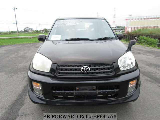 2002 toyota rav4 l aero sports ta zca25w d 39 occasion en promotion bf641573 be forward. Black Bedroom Furniture Sets. Home Design Ideas