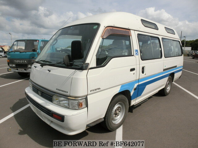 051524656be51e Used 1999 ISUZU FARGO VAN HIGHROOF KG-JCWGE24 for Sale BF642077 - BE ...