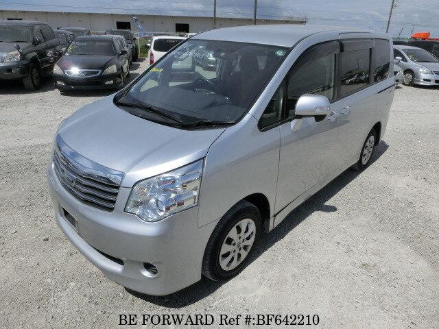 Used 2013 Toyota Noah Yy Dba Zrr70g For Sale Bf642210 Be Forward
