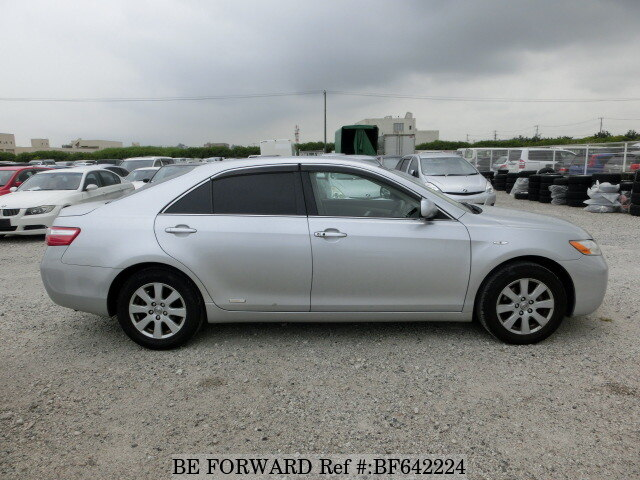 2008 toyota camry g limited edition dba acv40 d 39 occasion. Black Bedroom Furniture Sets. Home Design Ideas