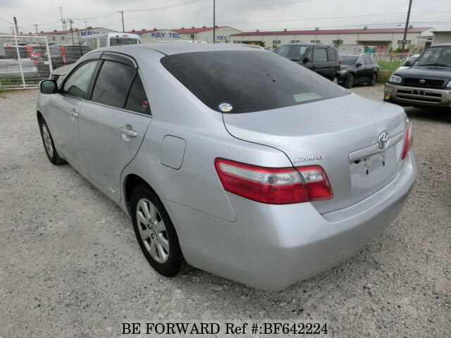 used 2008 toyota camry g limited edition dba acv40 for sale bf642224 be forward. Black Bedroom Furniture Sets. Home Design Ideas