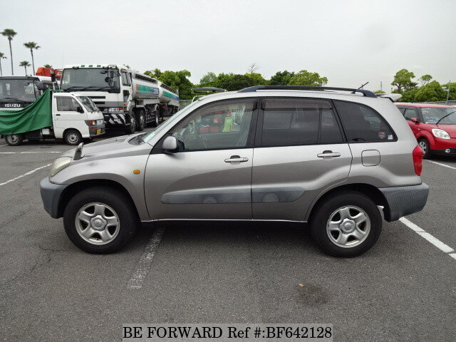 used 2002 toyota rav4 x type ta aca21w for sale bf642128 be forward. Black Bedroom Furniture Sets. Home Design Ideas