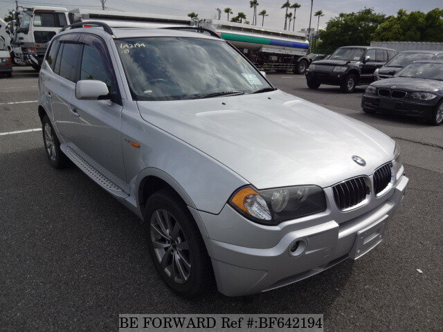 used 2005 bmw x3 3 0i sport package gh pa30 for sale bf642194 be forward. Black Bedroom Furniture Sets. Home Design Ideas