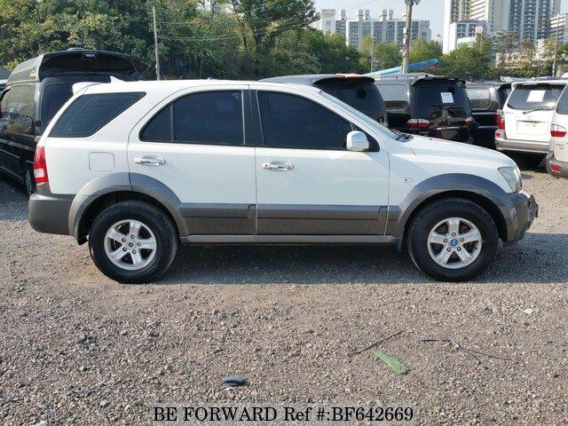 used 2004 kia sorento premium for sale bf642669 be forward. Black Bedroom Furniture Sets. Home Design Ideas