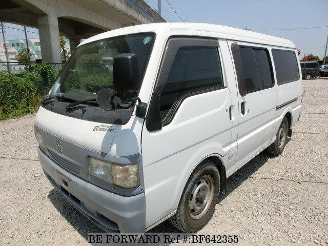 Used 1999 MAZDA BONGO BRAWNY VAN/KG-SK54V for Sale ...