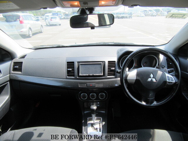 Used 2009 Mitsubishi Galant Fortis Dba Cx4a For Sale