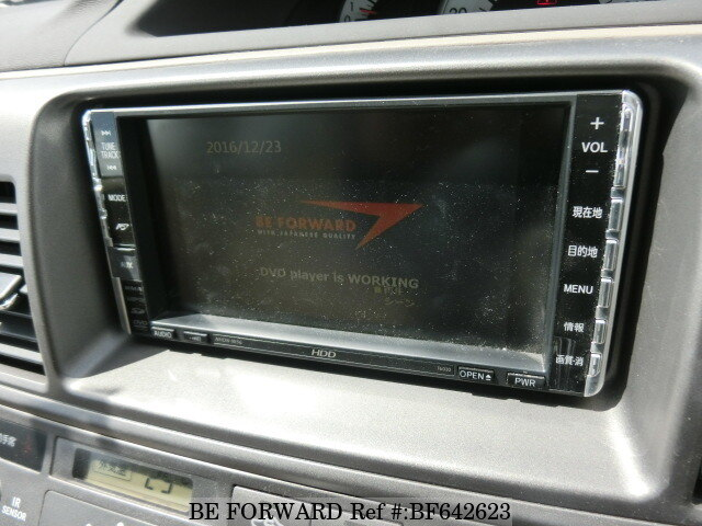 Used 2007 TOYOTA RAUM BF642623 For Sale Image