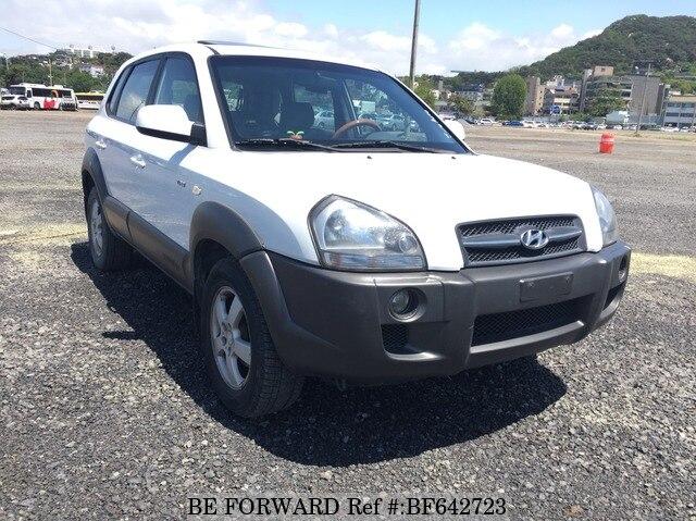 2004 hyundai tucson mx usados en venta bf642723 be forward for Hyundai motor myanmar co ltd