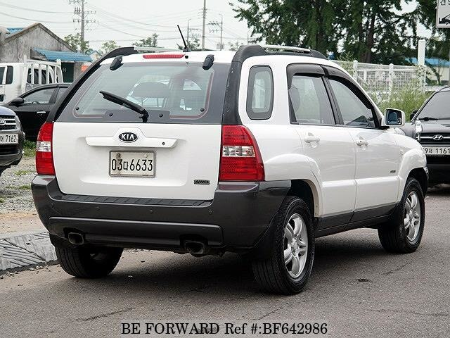 used 2005 kia sportage tlx for sale bf642986 be forward. Black Bedroom Furniture Sets. Home Design Ideas