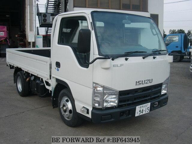 Used 2014 ISUZU ELF TRUCK/TKG-NJR85A for Sale BF643945 - BE