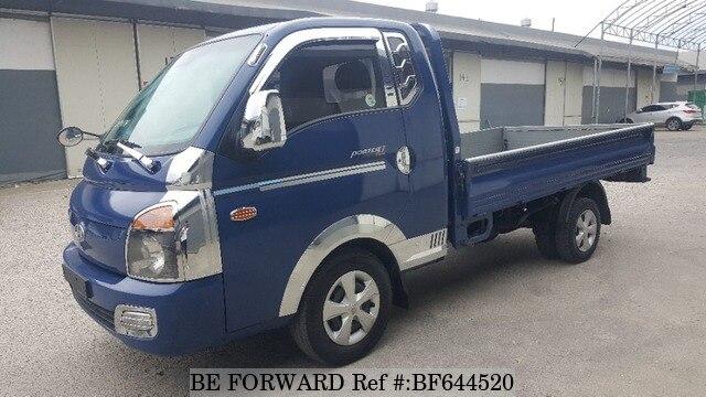 2012 hyundai porter 2 1t hrlkab es usados en venta for Hyundai motor myanmar co ltd