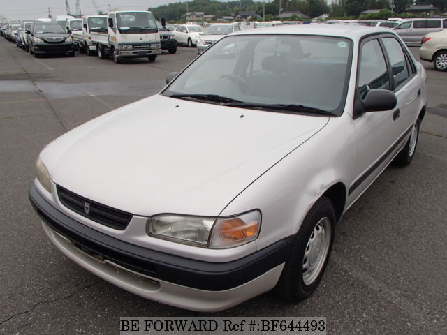 used 1996 toyota corolla sedan lx e ae110 for sale bf644493 be forward. Black Bedroom Furniture Sets. Home Design Ideas