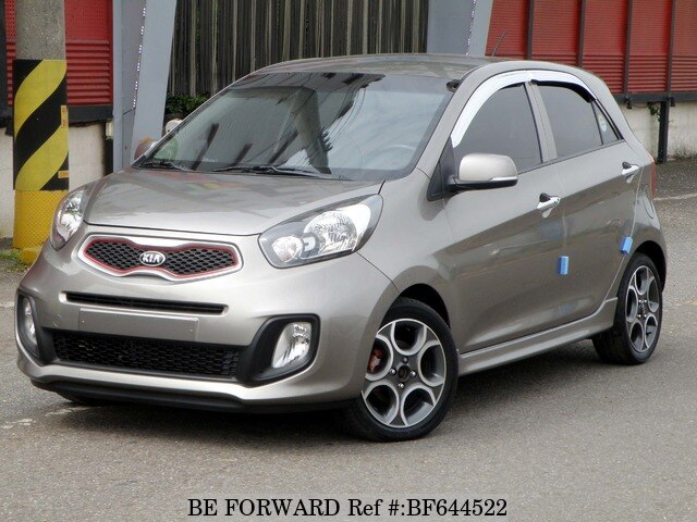 Used 2013 Kia Morning Picanto Deluxe For Sale Bf644522