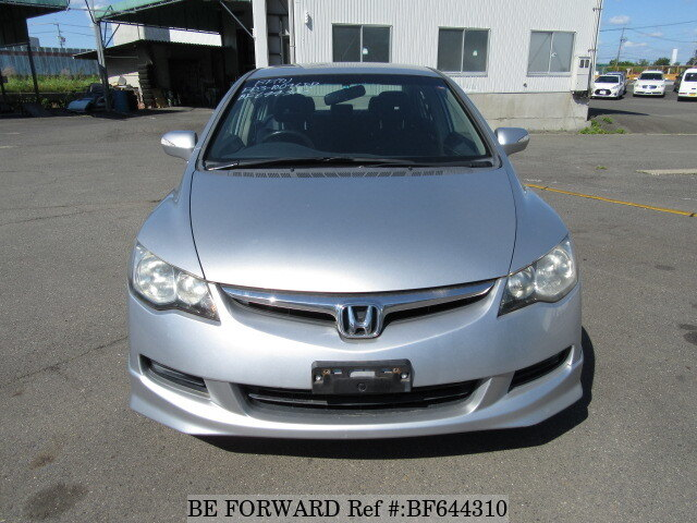 used 2006 honda civic hybrid mx daa fd3 for sale bf644310 be forward. Black Bedroom Furniture Sets. Home Design Ideas