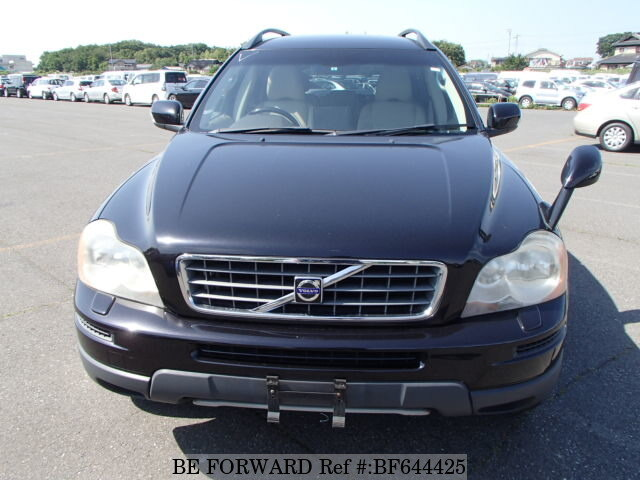 used 2007 volvo xc90 3 2 cba cb6324aw for sale bf644425 be forward. Black Bedroom Furniture Sets. Home Design Ideas