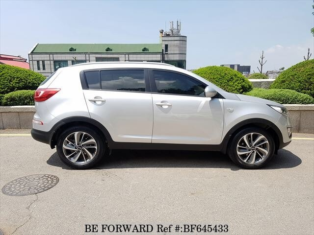 used 2013 kia sportage lx for sale bf645433 be forward. Black Bedroom Furniture Sets. Home Design Ideas