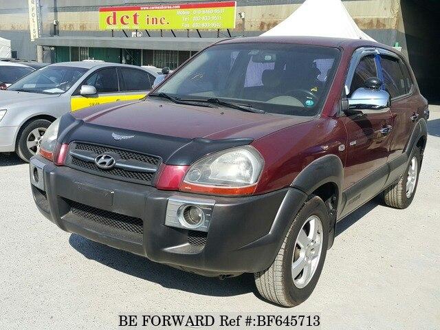 2004 hyundai tucson mx usados en venta bf645713 be forward for Hyundai motor myanmar co ltd