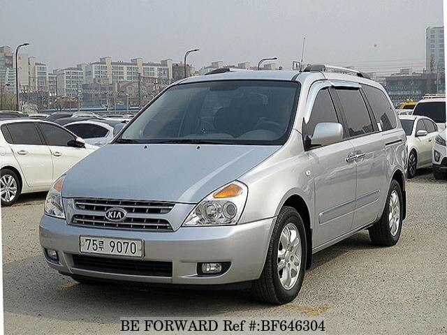2008 kia grand carnival gx d 39 occasion en promotion bf646304 be forward. Black Bedroom Furniture Sets. Home Design Ideas