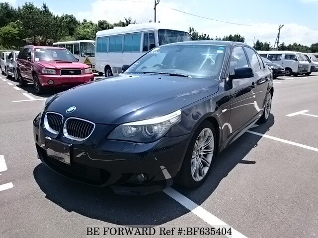 Used 2008 BMW 5 SERIES 530I M SPORTS/ABA-NU30 for Sale BF635404 - BE ...