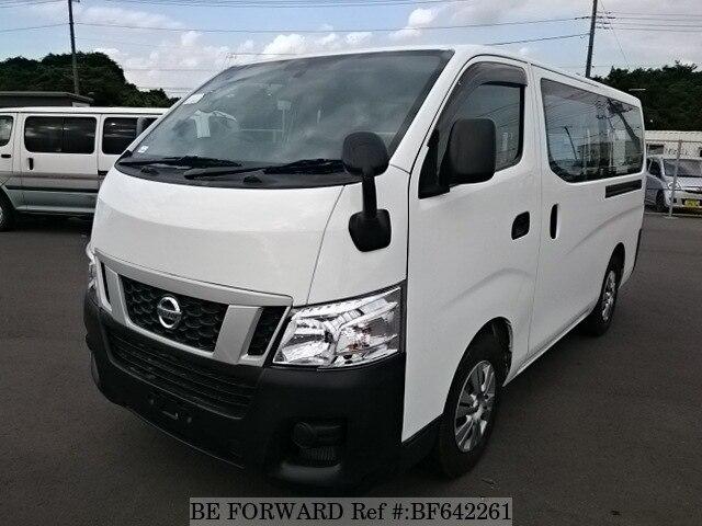 Used 2014 Nissan Caravan Van Nv350 Dx Cbf Vr2e26 For Sale Bf642261