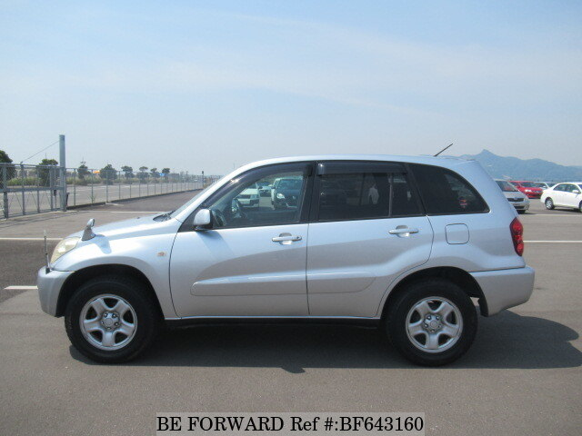 2004 toyota rav4 cba zca26w d 39 occasion en promotion bf643160 be forward. Black Bedroom Furniture Sets. Home Design Ideas
