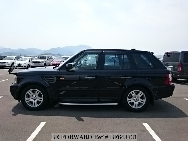 used 2006 land rover range rover sport hse aba ls44 for. Black Bedroom Furniture Sets. Home Design Ideas