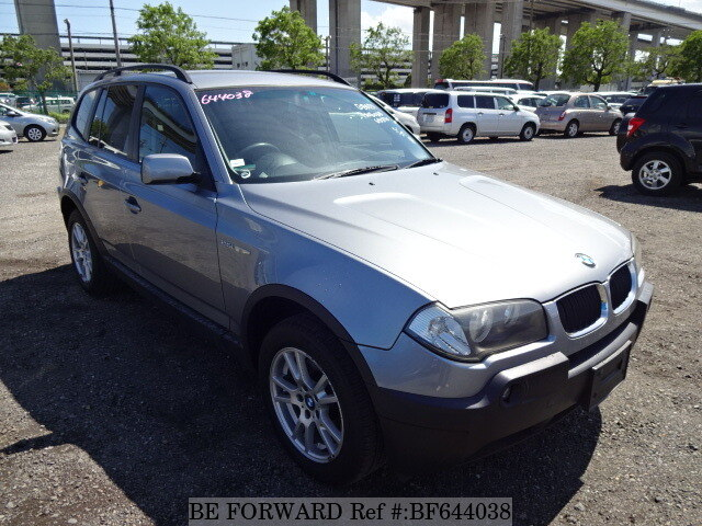 2005 bmw x3 2 5i gh pa25 d 39 occasion en promotion bf644038 be forward. Black Bedroom Furniture Sets. Home Design Ideas