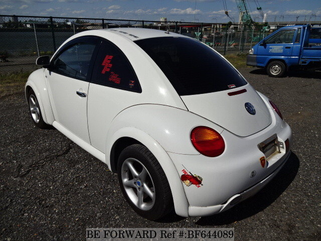 used 1999 volkswagen new beetle for sale bf644089 be forward. Black Bedroom Furniture Sets. Home Design Ideas