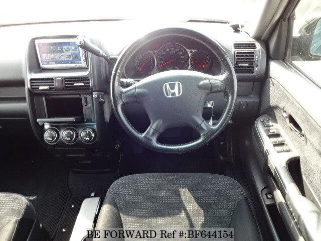 Used 2005 Honda Cr V Cba Rd7 For Sale Bf644154 Be Forward