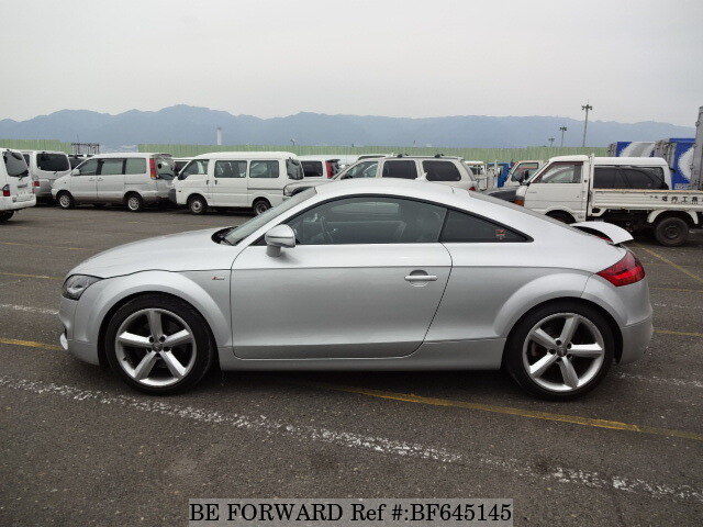 used 2008 audi tt 2 0tfsi s line package aba 8jbwa for sale bf645145 be forward. Black Bedroom Furniture Sets. Home Design Ideas