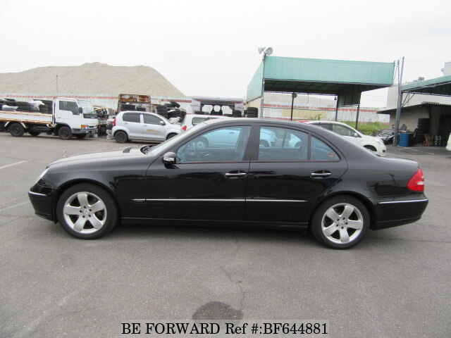 Used 2004 mercedes benz e class e500 avantgarde gh 211070 for 2004 mercedes benz e500 for sale